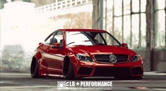 Liberty Walk Announces Brand New Body Kit Range For Mercedes C63 AMG