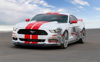 Eibach release a complete handling package for the 2015 Ford Mustang