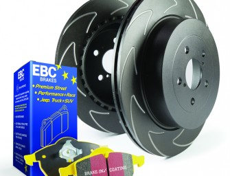 New release of the EBC Brakes PDK Kits