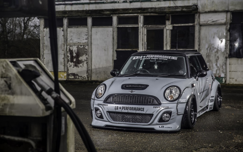 You might well have seen modified Minis before, but we very much doubt you've seen one that looks this wild!