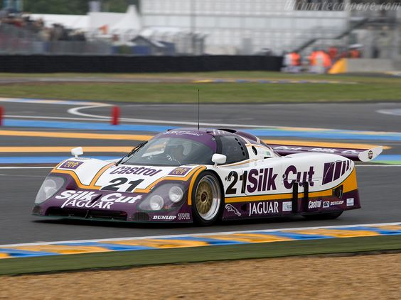 The XJR-9 broke Porsche's 8 year dominance of Le Mans