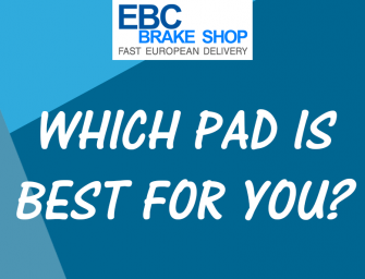 What EBC Brake pad is right for you?