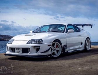 Feature car – Shawns Supra on The Rota GTR-D