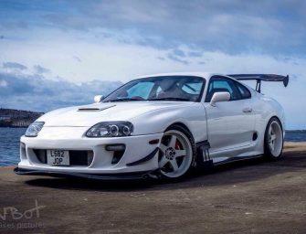 Feature car – Shawns Supra on The Rota GTR-D
