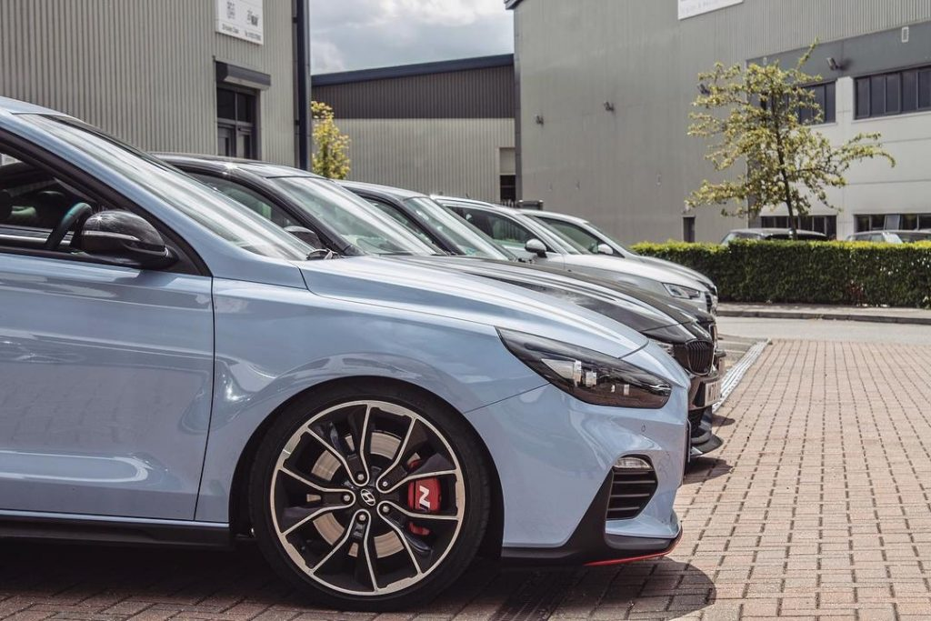 Hyundai i30N at POTN