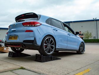 POTN.co.uk hosted a Hyundai i30N meet